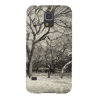 New York Winter - East Village Snow Case For Galaxy S5