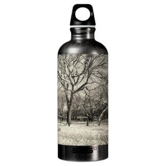 New York Winter - East Village Snow SIGG Traveler 0.6L Water Bottle