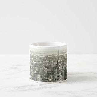 New York Winter Espresso Cup