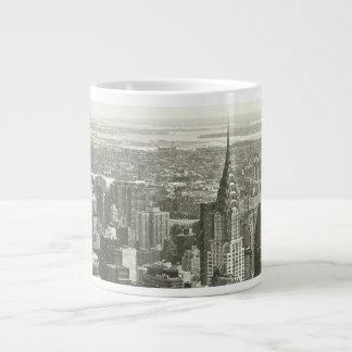 New York Winter Large Coffee Mug
