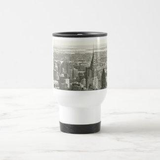 New York Winter Coffee Mug