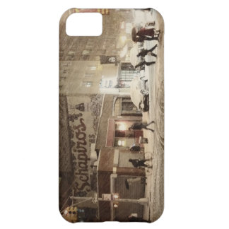 New York Winter - Snow in the City iPhone 5C Cases