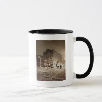 New York Winter - Snow in the City Mug