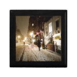 New York Winter - Snow on the Lower East Side Gift Boxes