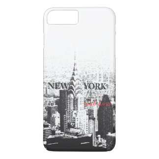 New York with Love iPhone 7 case