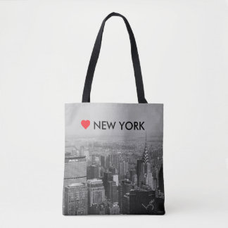New York with LOVE, Manhattan Cool Tote Bag