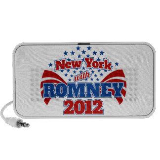 New York with Romney 2012 Travel Speaker