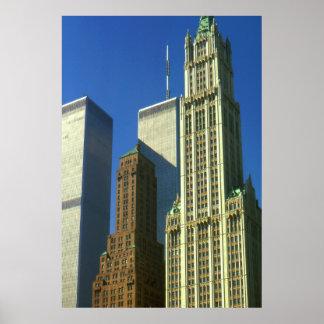 New York Woolworth Building - Photo Art Print
