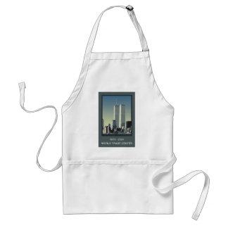 New York World Trade Center Adult Apron