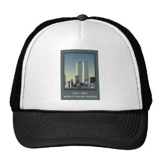 New York World Trade Center Hats