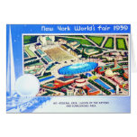 New York World's Fair 1939 Card