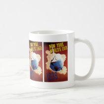 New York World's Fair 1939 Coffee Mug