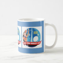 New York World's Fair 1939 Coffee Mug