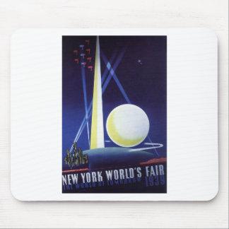 New York World's Fair 1939 Mouse Pad