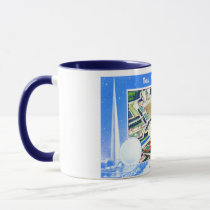 New York World's Fair 1939 Mug