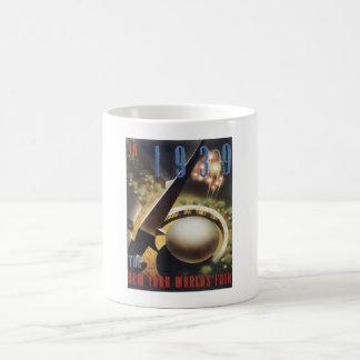 New York World's Fair 1939 Mugs