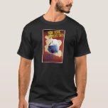 New York World's Fair 1939 Travel Poster Art T-Shirt