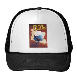 New York World's Fair, 1939 Trucker Hat