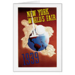 New York World's Fair (Globe) Card