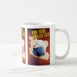 New York World's Fair (Globe) Coffee Mug