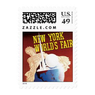 New York World's Fair Postage Stamp