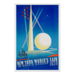New York World's Fair Poster
