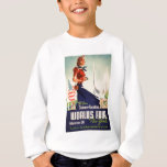 New York World's Fair Poster Sweatshirt
