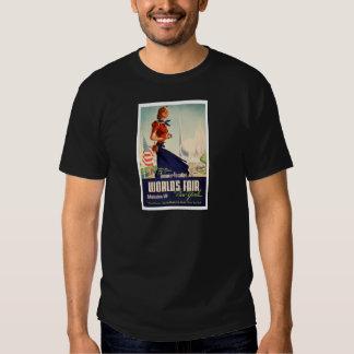 New York World's Fair Poster T-Shirt