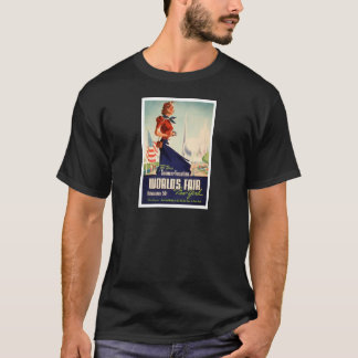 New York World's Fair Poster T-Shirt