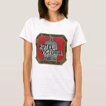 New York World's Fair Vintage Travel Label T-Shirt