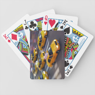 New York Yellow Taxi's Bicycle Playing Cards