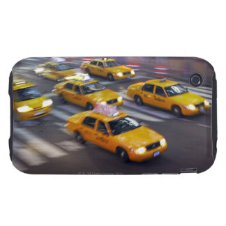 New York Yellow Taxi's iPhone 3 Tough Cases