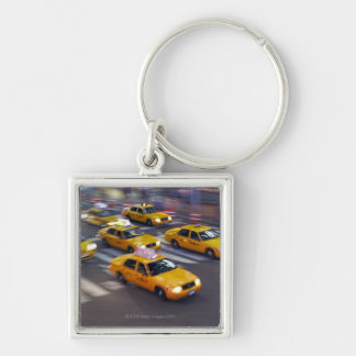 New York Yellow Taxi's Keychain