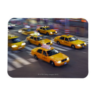 New York Yellow Taxi's Magnet