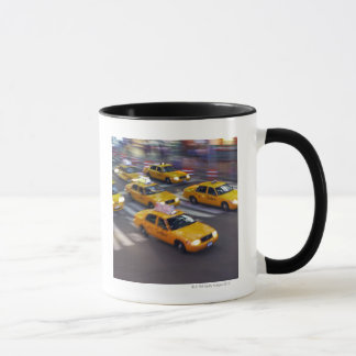 New York Yellow Taxi's Mug