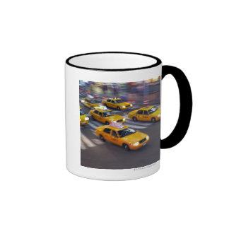 New York Yellow Taxi's Ringer Coffee Mug