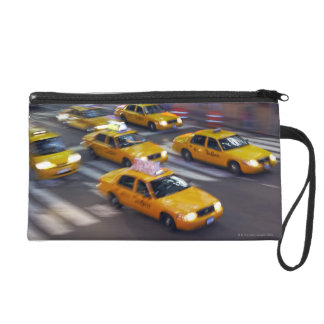 New York Yellow Taxi's Wristlets