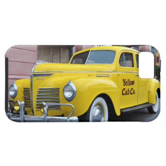 New York Yellow Vintage Cab iPhone 5 Cover