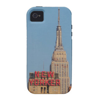 New Yorker Vibe iPhone 4 Cover