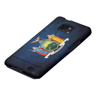 New Yorker Flag Samsung Galaxy S2 Cases