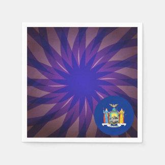 New+Yorker Flag Souvenir Standard Cocktail Napkin