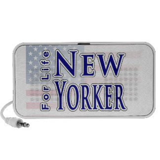 New Yorker For Life Portable Speakers