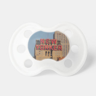New Yorker Pacifier