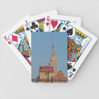 New Yorker Playing Cards