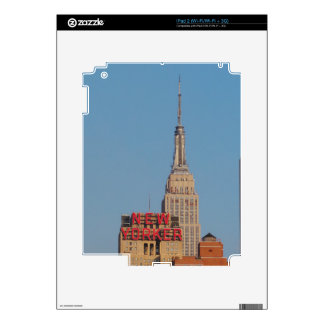 New Yorker Skins For iPad 2
