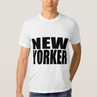 NEW YORKER T SHIRTS