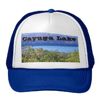 NEW YORKS CAYUGA LAKE hat