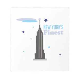 New York's Finest Note Pads
