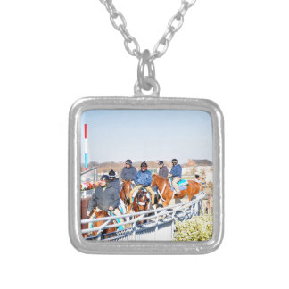 New York's Pony People Custom Necklace