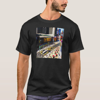 New York's Times Square in miniature T-Shirt